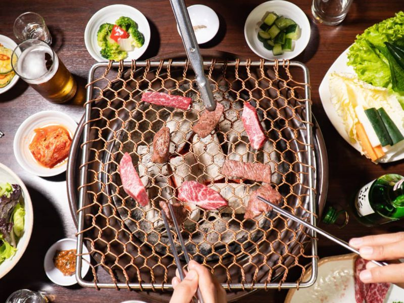 Best Korean BBQ Restaurants in Jakarta