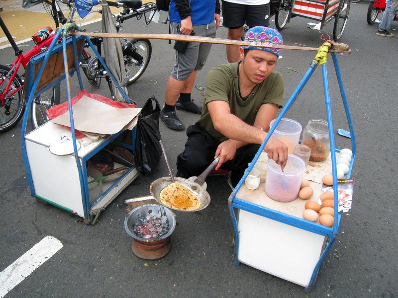 Top 5 Jakarta's Street Foods