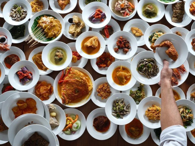 Your Guide To Padang Food