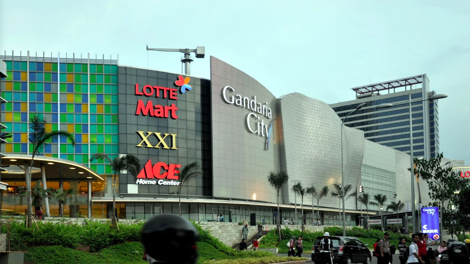 Gandaria City Mall