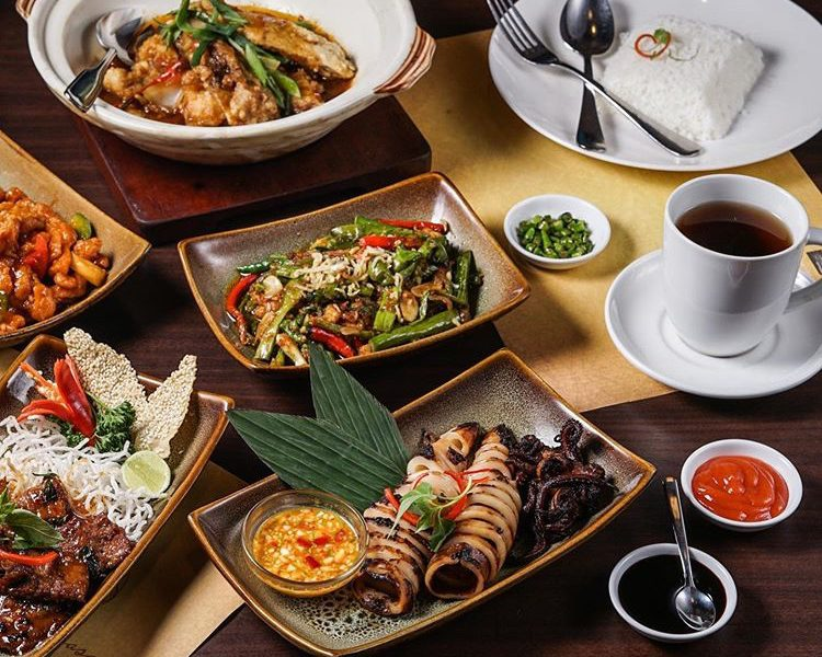 Indonesian Restaurants in Kemang