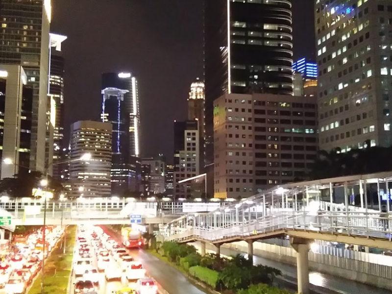Safe Neighborhoods in Jakarta