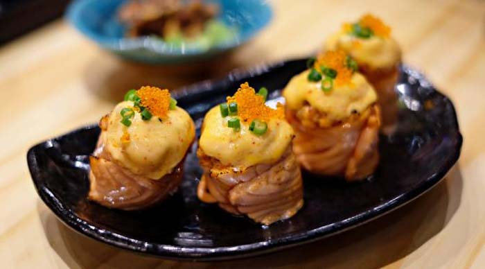 5 Must try High-end Sushi in Jakarta