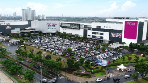 Places in BSD Aeon Mall
