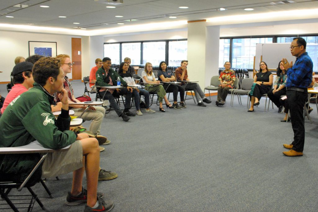 IALF Indonesia language course jakarta