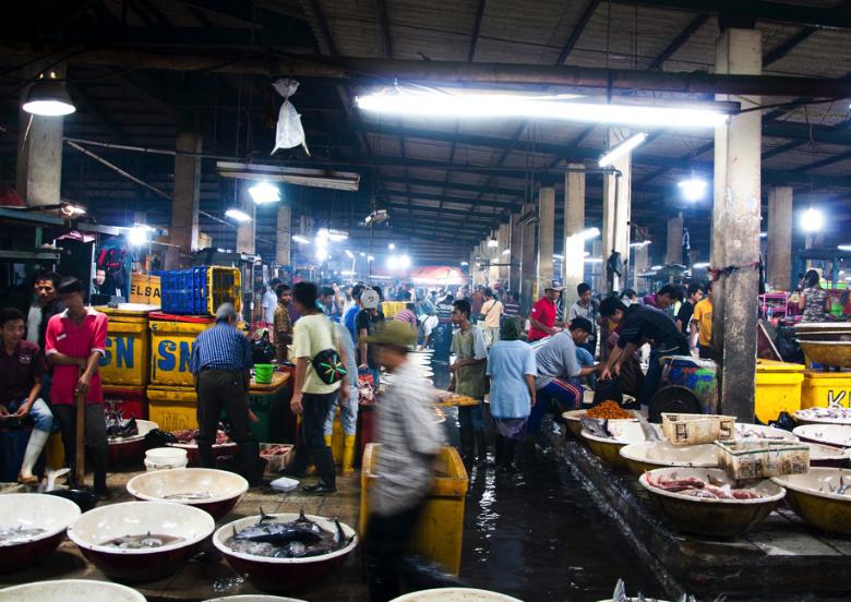 4 Best Fish Markets in Jakarta