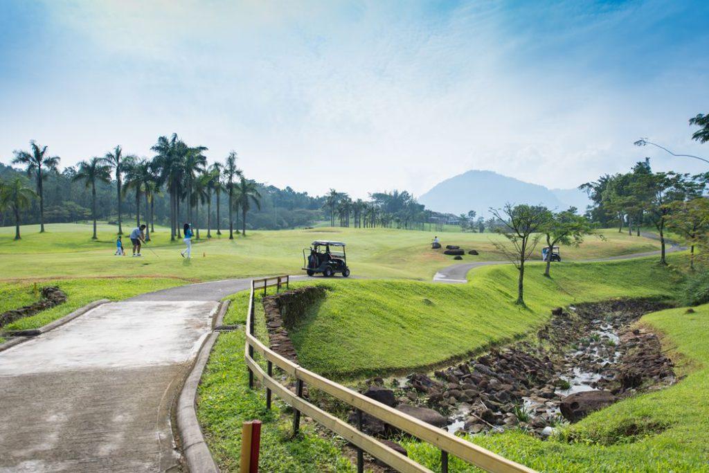 sentul golf