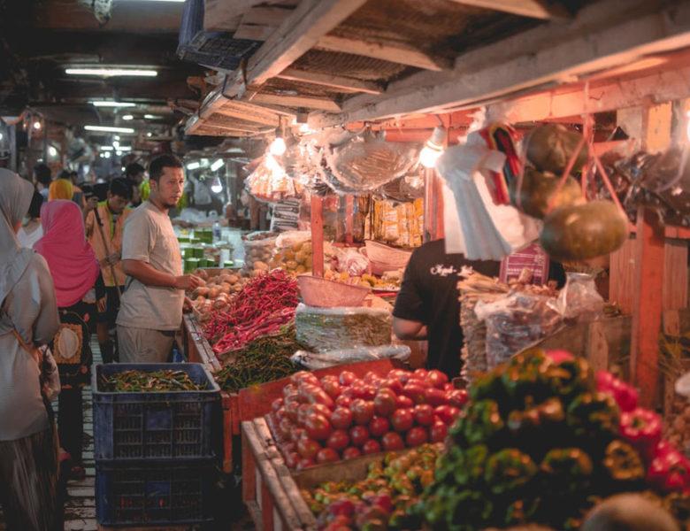 6 Best Traditional Market in Jakarta