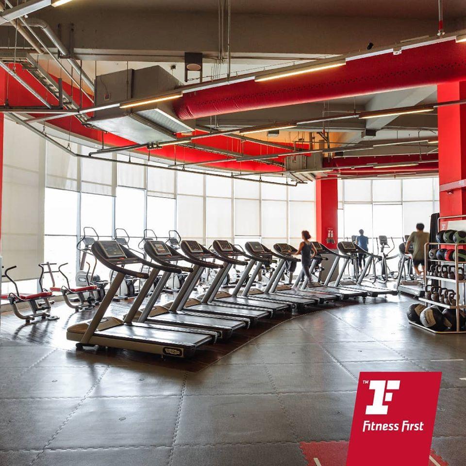 best gym jakarta fitness first