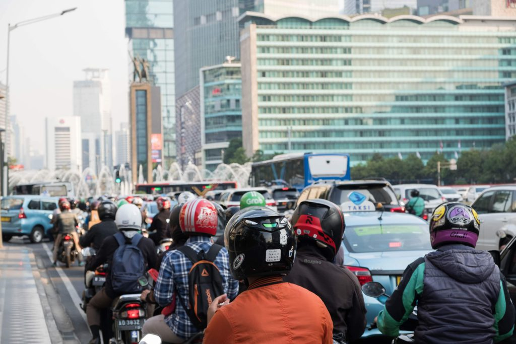 things to know jakarta traffic