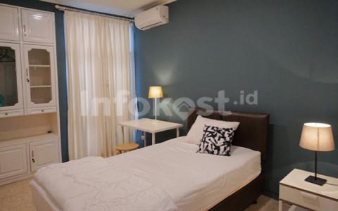bedroom kost garnet senayan