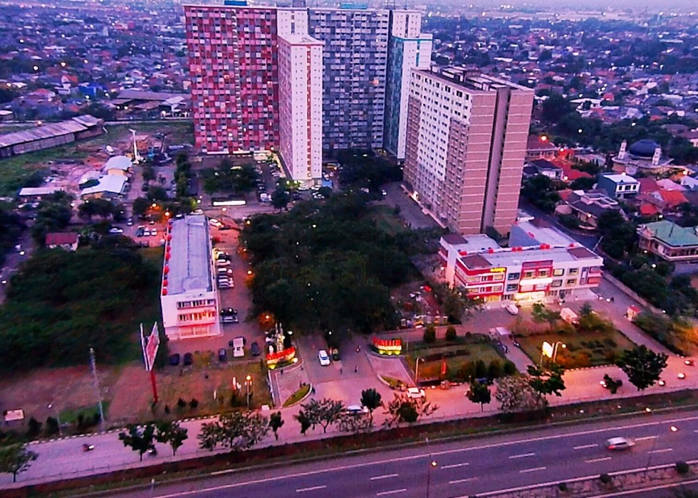 Serviced Apartments in East Jakarta: Sentra Timur Residence