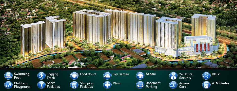 Affordable Budget Apartments in East Jakarta: Bassura City