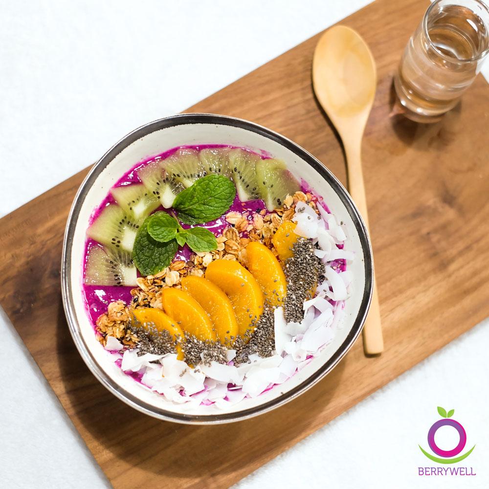 berrywell vegetarian restaurant menteng
