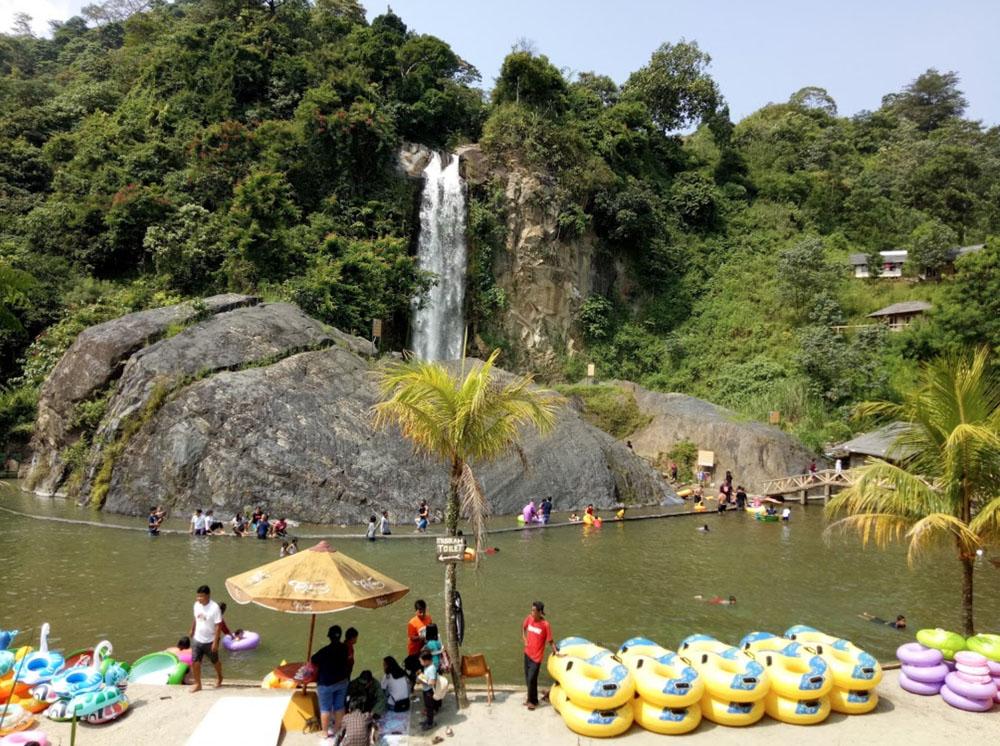 curug bidadari best waterfalls near jakarta