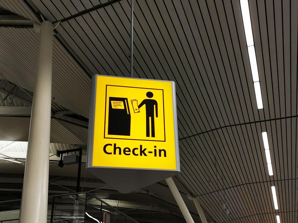 check in train travel indonesia