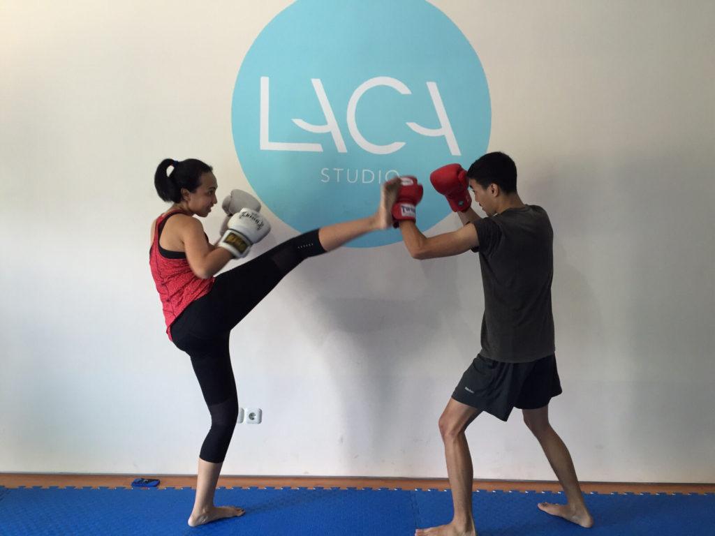 LACA Studio training