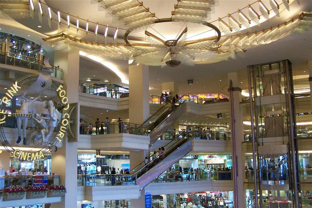 mall taman anggrek west jakarta