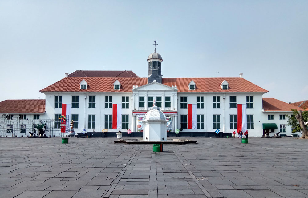 museum fatahillah west jakarta