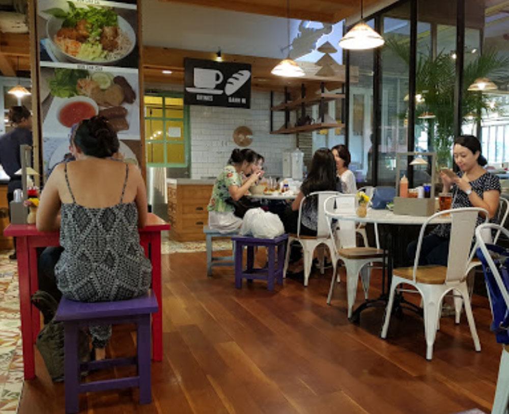 my pho vietnamese restaurant jakarta