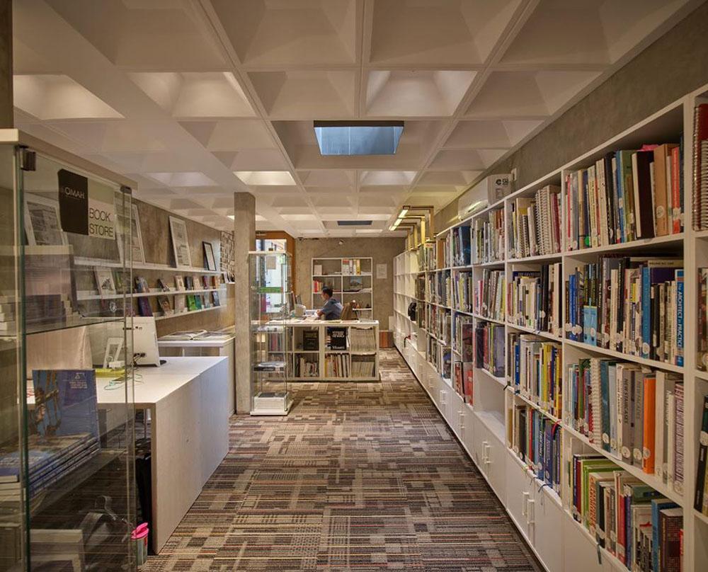 omah best library jakarta
