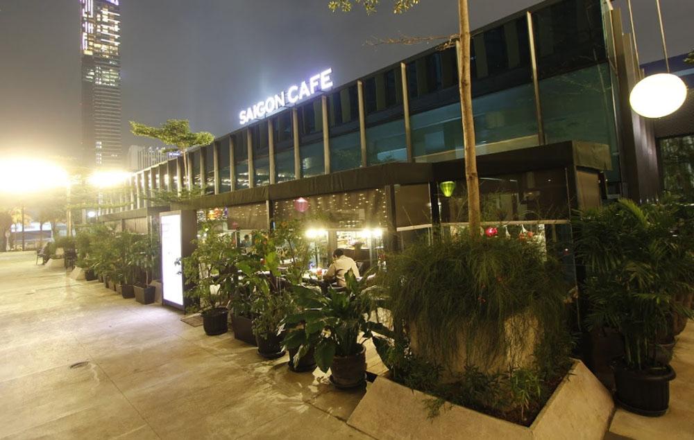 saigon cafe vietnamese restaurant jakarta