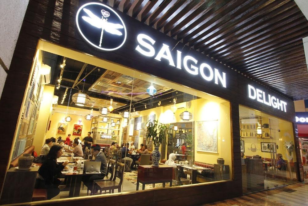 saigon delight vietnamese restaurants jakarta
