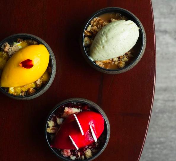 dessert paris sorbet jakarta