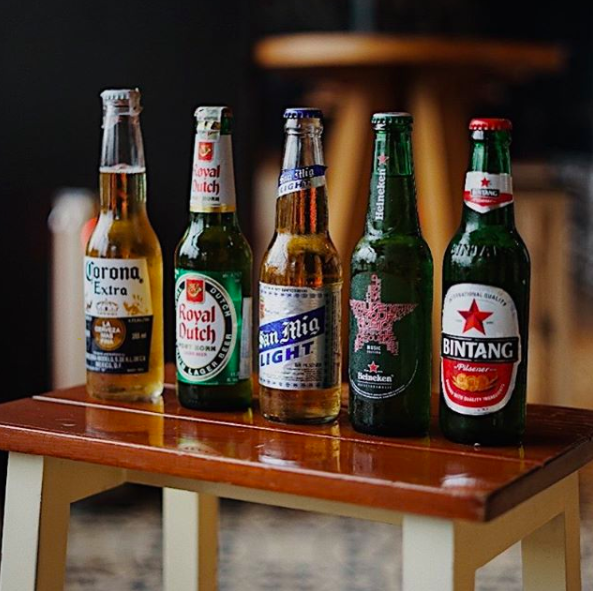 Best Beer Places: Homes for the Beers in West Jakarta