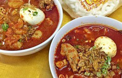 Jakarta's Classic Streetfood Snacks
