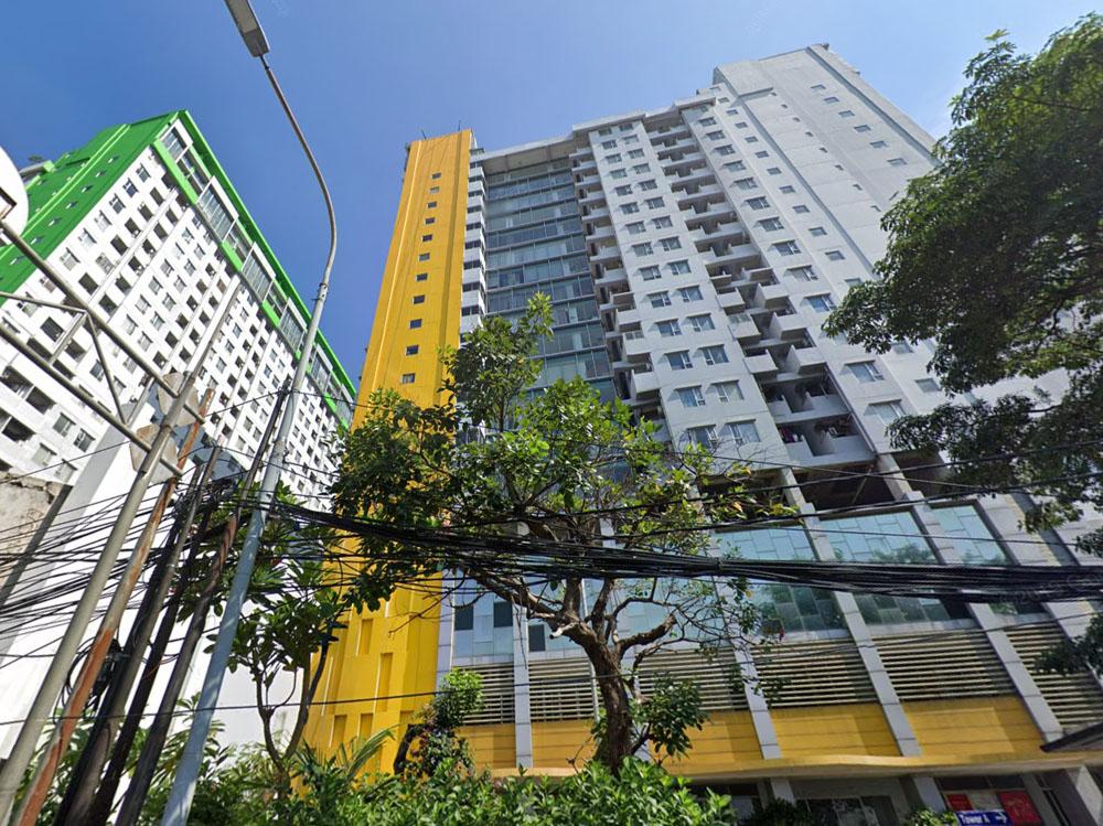 menteng residence menara batavia subsidized apartments jakarta
