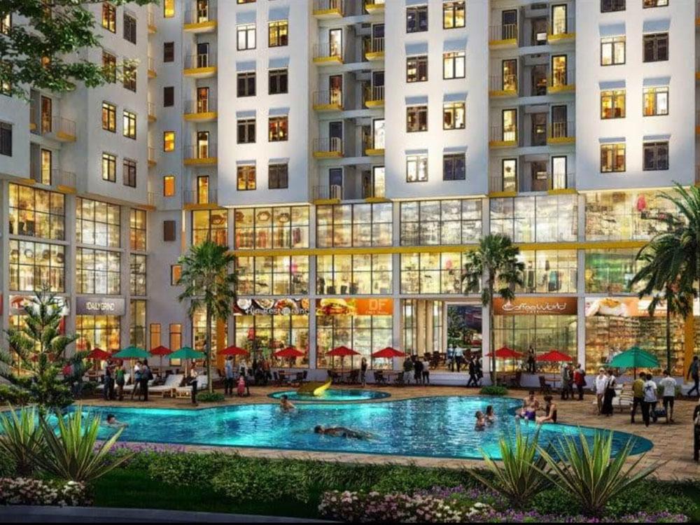 pancoran riverside subsidized apartments jakarta