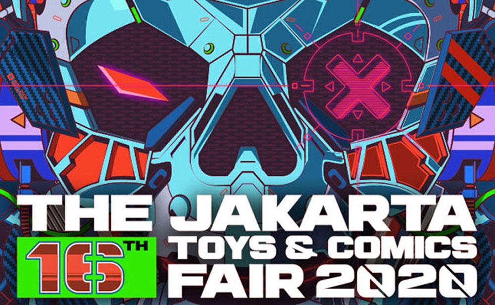 toys comic fair jakarta