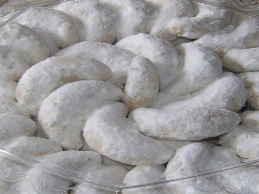 putri salju Classic Festive Cookies Lebaran