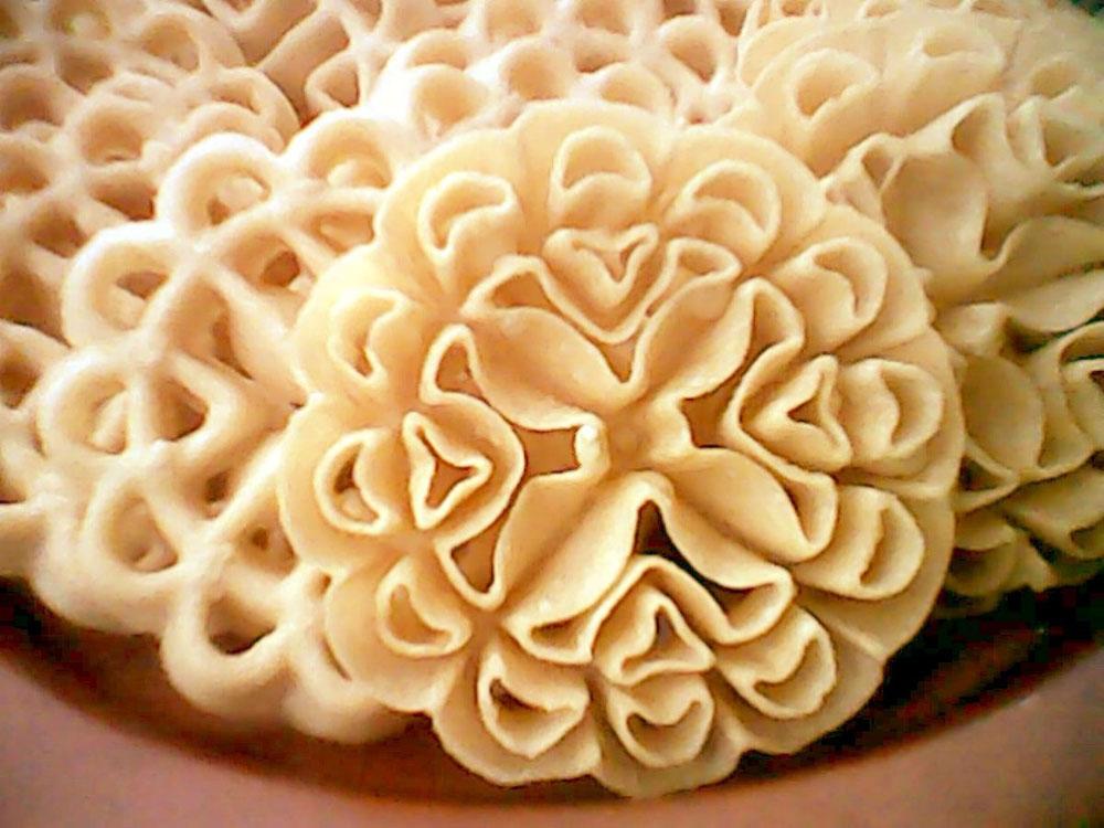 kembang goyang Classic Festive Cookies Lebaran
