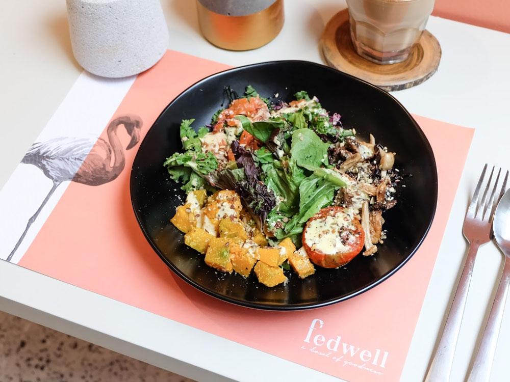 fedwell senopati vegetarian cipete