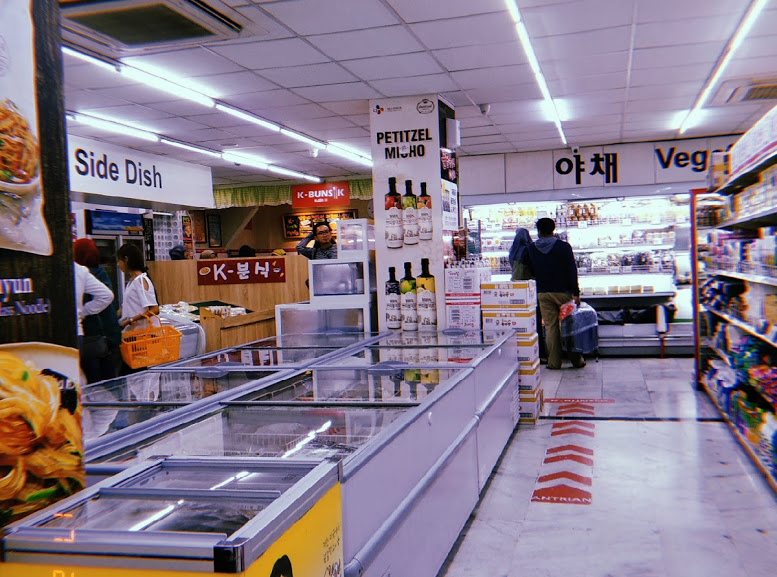 Where to Find Asian Supermarkets in Jakarta