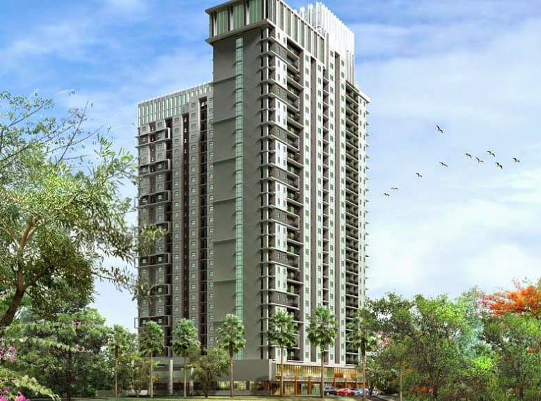 Affordable Apartments in North Jakarta:  Gading Green Hill