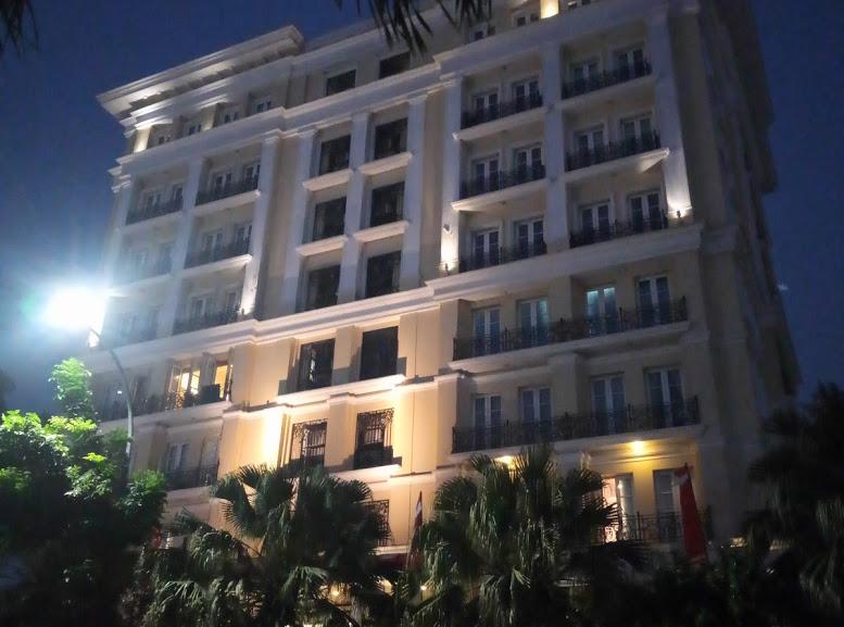Apartemen Mewah di Menteng: Cik Ditiro Residence