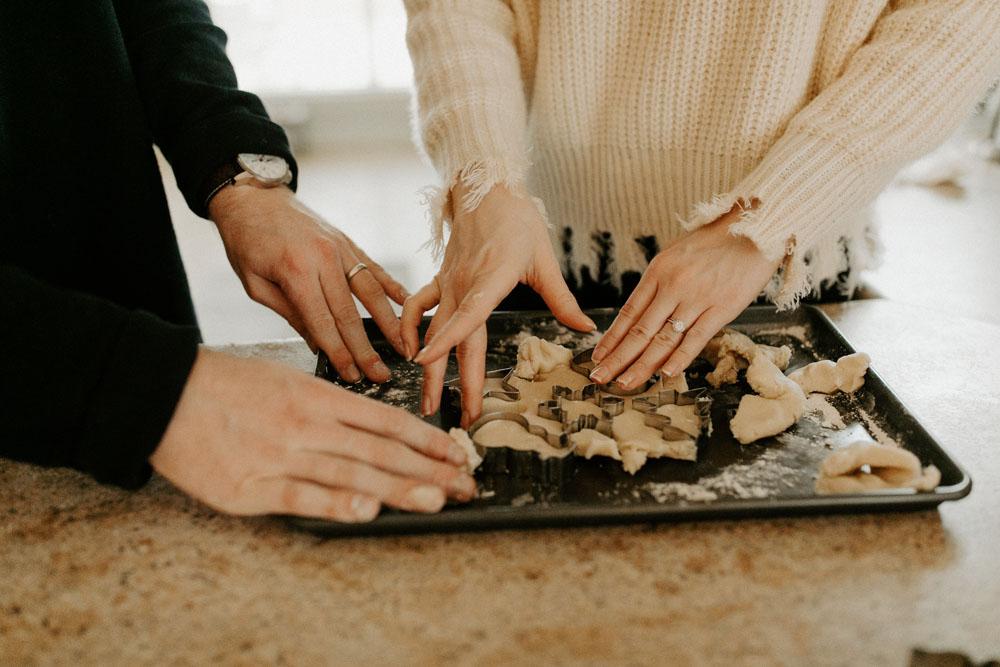 baking couple