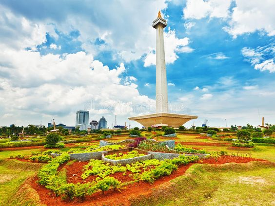 A Guide to Monas Area