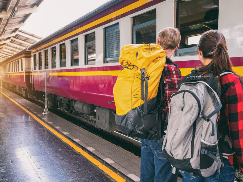 A Short Guide to Train Travel in Indonesia