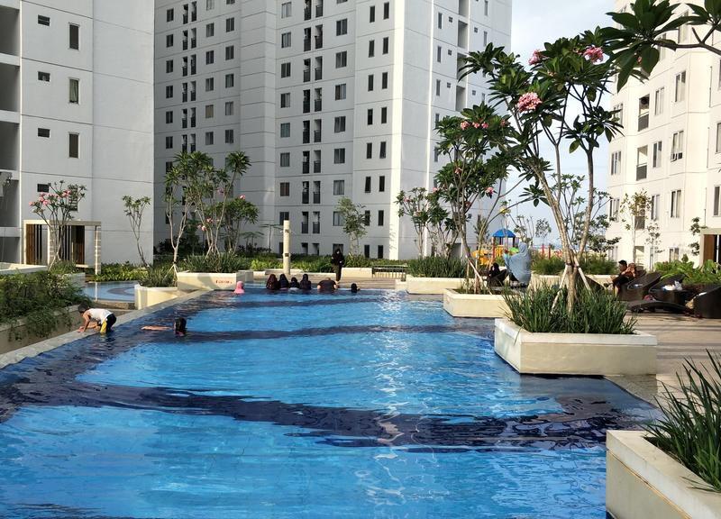 Apartments Near Transportation Hubs in East Jakarta
