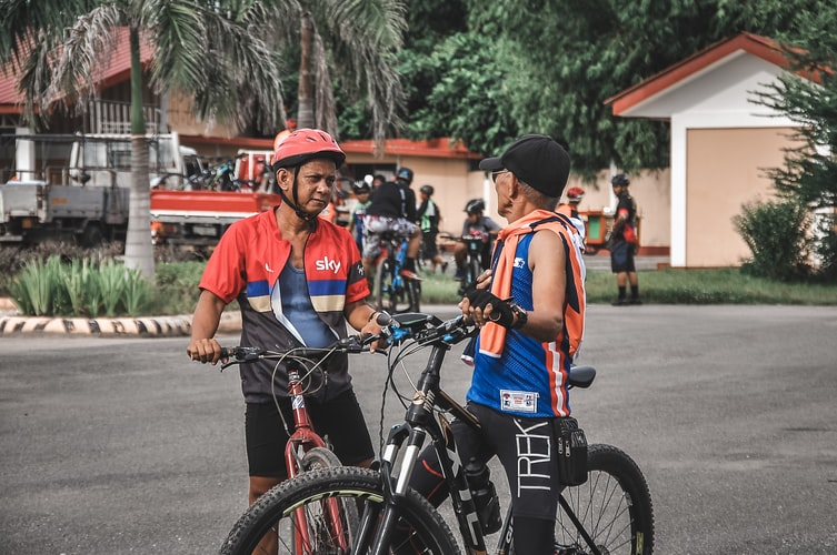 Best Biking Routes in The Busy City of Jakarta