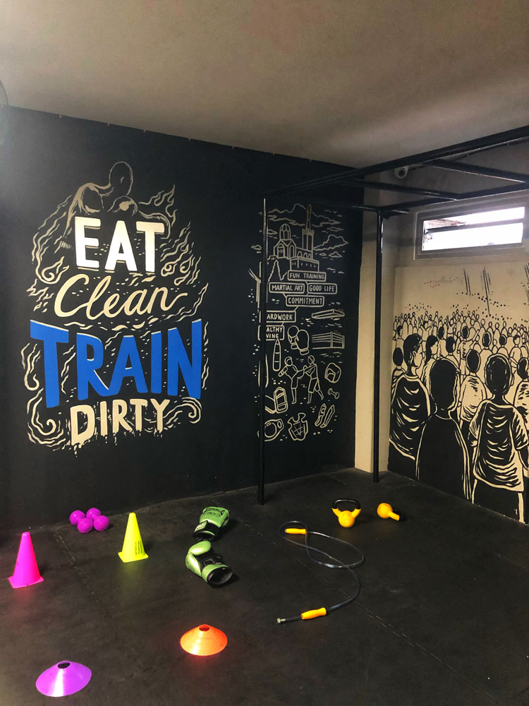 best fitness center menteng bangkok muay thai eat clean train dirty