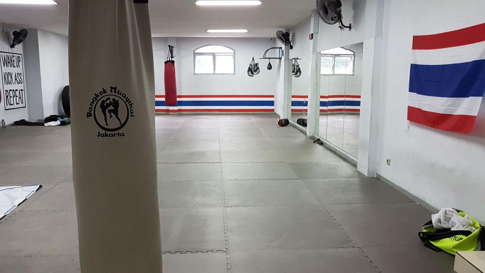 muay thai best fitness center menteng