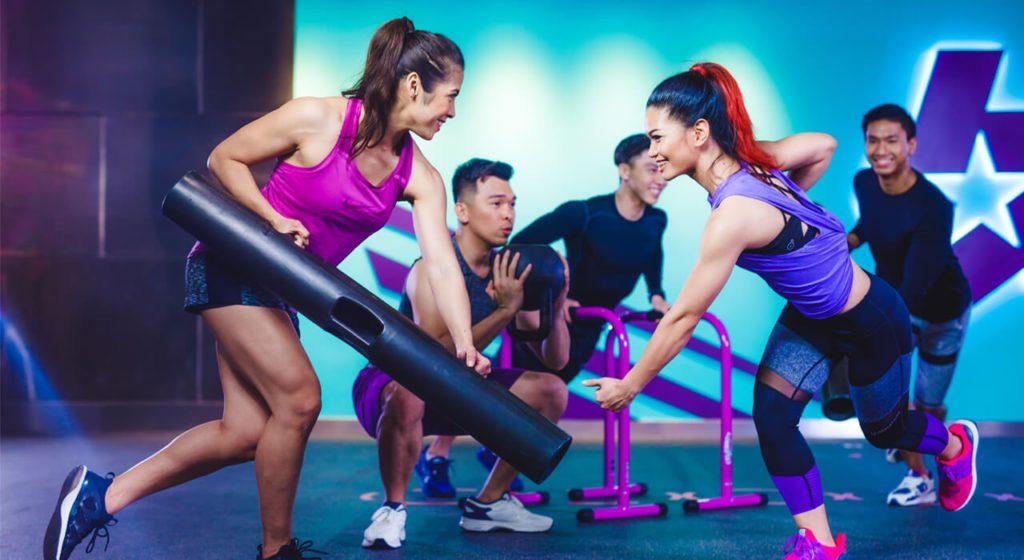 celebrity fitness in jakarta