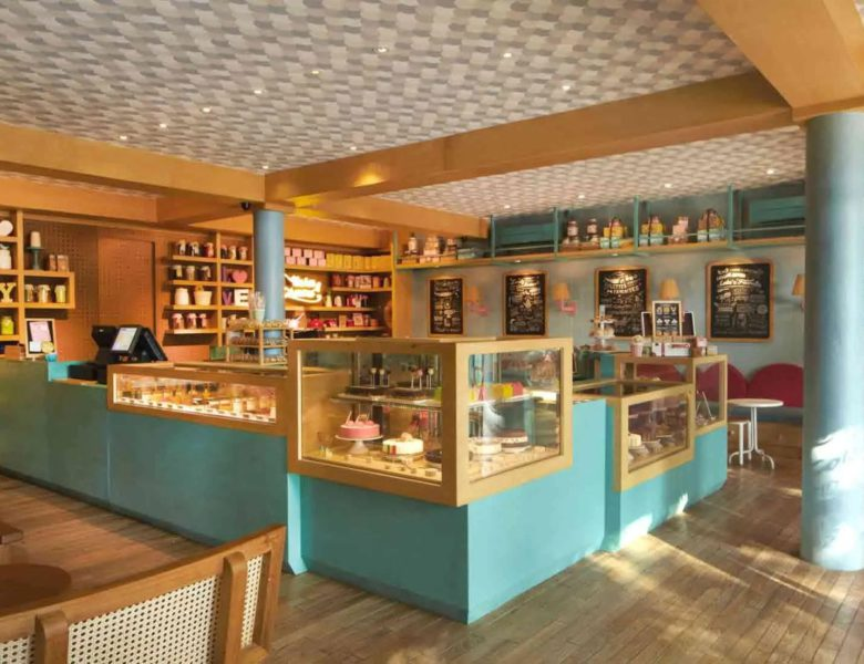 Top 8 Cake Shop Chains in Jakarta