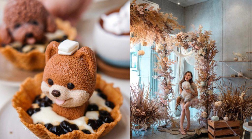 Cupcakes & Coffee foods