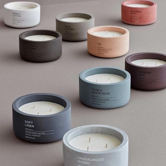 Recommended Scented Candles for Your Home